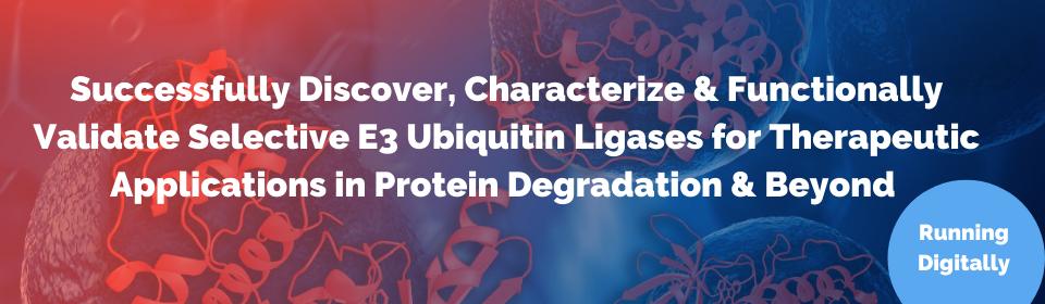Ligase Targeting Drug Development (1)