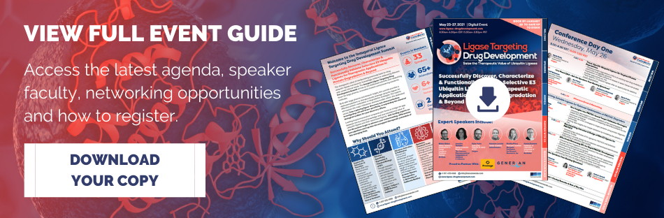 Ligase Targeting Drug Development - Download Event Brochure (2)